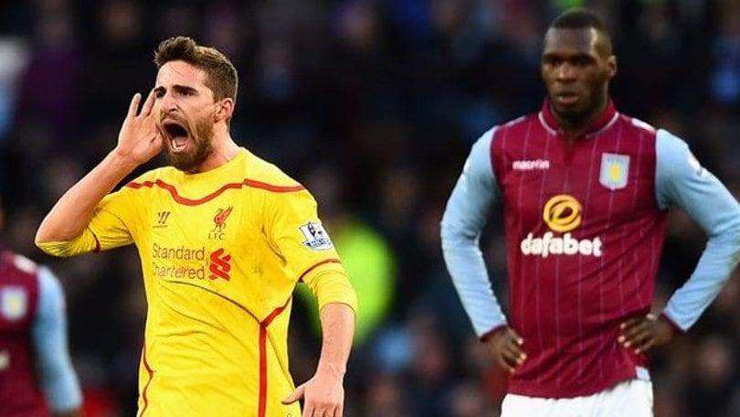 Lazio, dall'Inghilterra: «Borini verso l'Aston Villa»