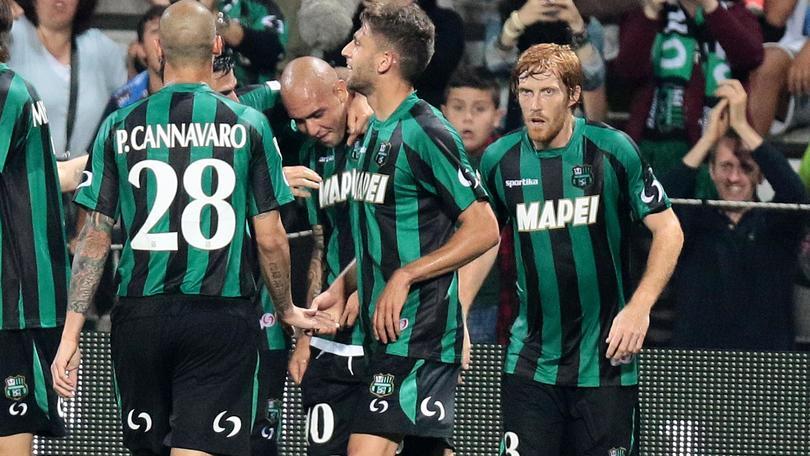 Sassuolo, linea verde: piace Puscas dell'Inter