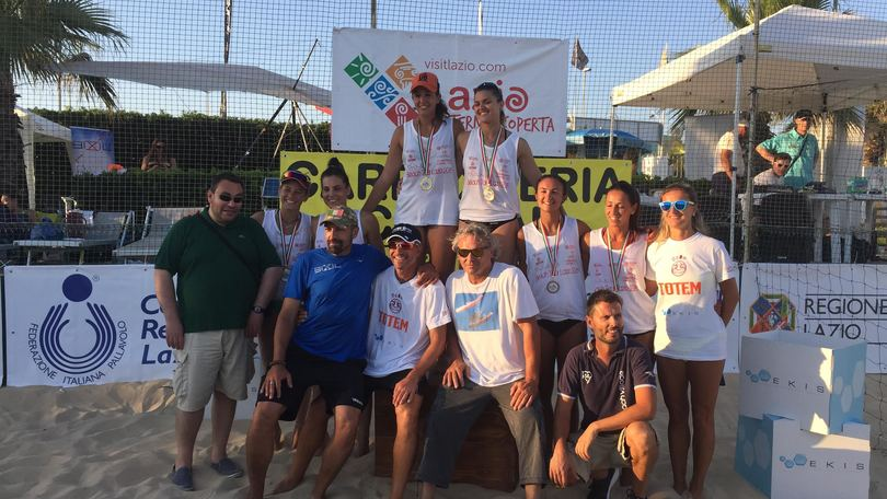 Beach volley, nel Tour del Lazio vincono Bonifazi-Allegretti