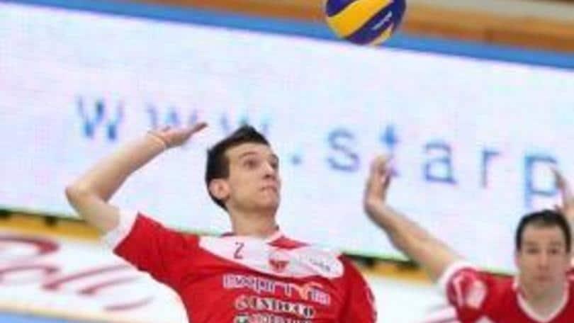 Volley: Superlega, Mazzone alla corte di Stoytchev