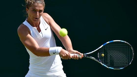 Wimbledon, alla Errani il derby con la Schiavone