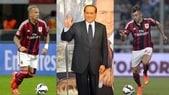 Esclusivo: ecco il Milan di Berlusconi con Mexes ed El Shaarawy a centrocampo