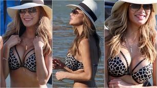 Nicole Scherzinger scorda Hamilton: flirt con Kasami?