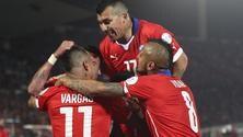 Doppietta di Edu Vargas: il Cile vola in finale
