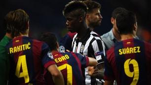 «Barcellona, oggi incontro con la Juve per Pogba»
