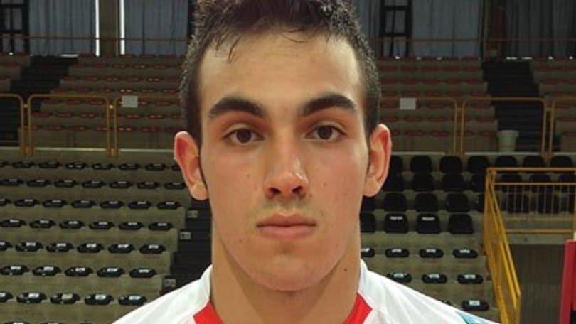 Volley: A2 Maschile, A Castellana il giovane Bulfon