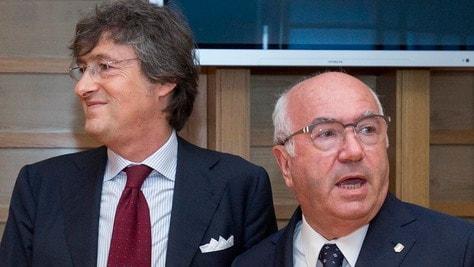 Tavecchio: Conte resta alla guida dell'Italia