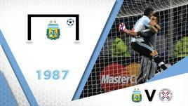 Argentina-Paraguay, i numeri della vigilia
