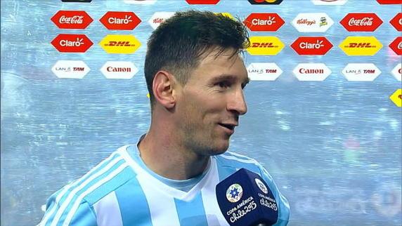 """Messi: """"Farò goal in finale? Lo spero ma voglio vincere"""""""