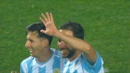 Argentina 6-1 Paraguay