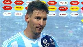 """Messi: """"Una gran voglia di vincere la Copa"""""""