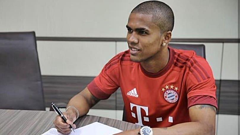 Bayern, ufficiale Douglas Costa dallo Shakhtar