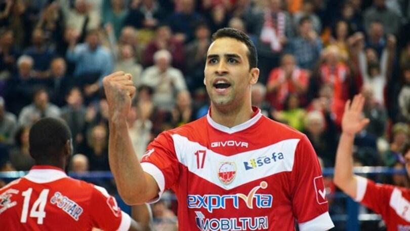 Volley: Superlega, Torres si accasa a Ravenna