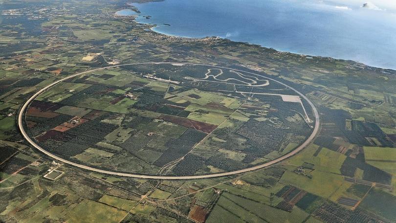 "Circuito di Nardò, ""l'alta velocità"" pugliese compie 40 anni"