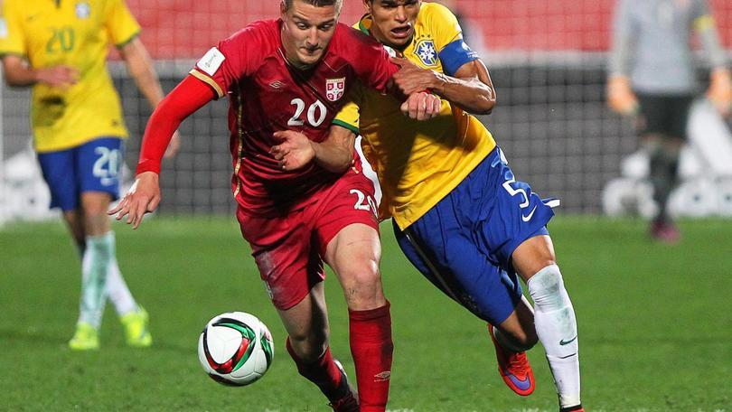 Milinkovic-Savic, la Lazio lotta con il Manchester United
