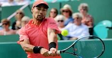 Wimbledon, Bolelli-Fognini eliminati nel doppio