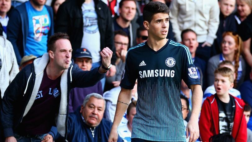 Oscar non ha dubbi: «Resto al Chelsea per vincere ancora»