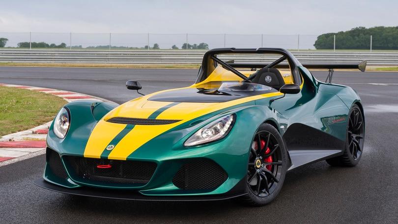 Lotus 3 Eleven, la più veloce di sempre