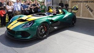 Lotus 3-Eleven la più estrema di sempre