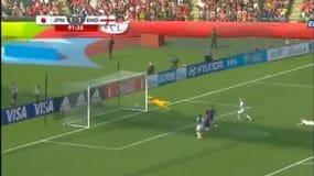 Mondiale donne, Inghilterra eliminata da questo autogol...