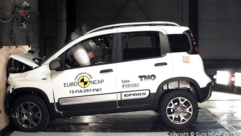 Auto, le più sicure del primo semestre 2015