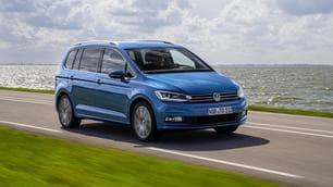 Volkswagen Touran, foto e prezzi