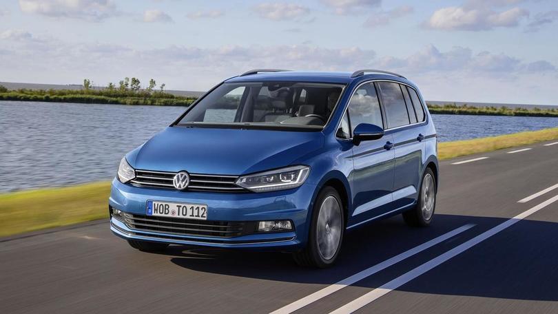 Volkswagen Touran, 7 posti e comfort di serie