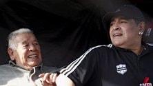 Maradona: «Senza mio padre non sarei stato nessuno»