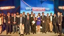 Dalla Serie A all'Europa League: su Sky tutto l'amore per il calcio