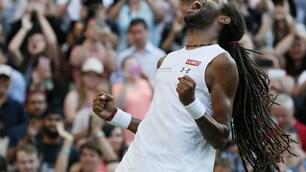 Wimbledon, fuori Nadal al secondo turno. Ko con Brown