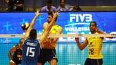 Volley: World League, l'Italia sconfitta 3-0 dal Brasile