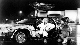Ritorno al Futuro: la DeLorean DMC12