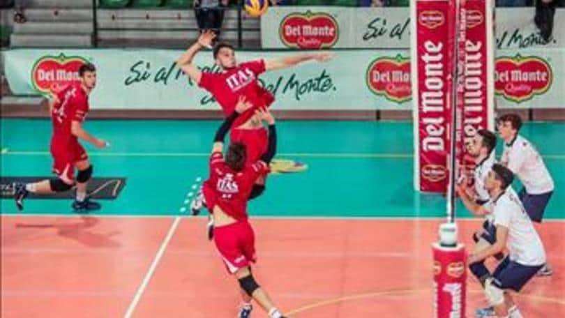 Volley: A2 Maschile, Codarin un giovane per Potenza Picena