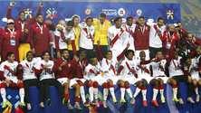 Il Paraguay finisce ko: la Perù la finalina
