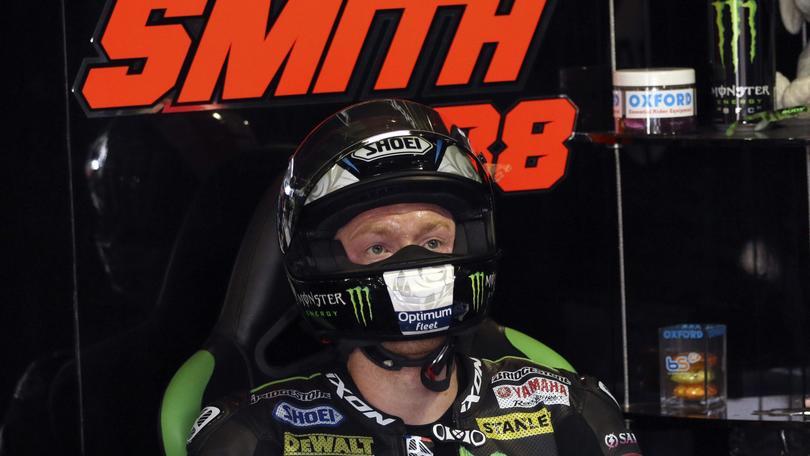 MotoGp, sospiro di sollievo per Smith