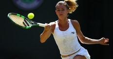 Wimbledon, Giorgi ko. Passa la Wozniacki