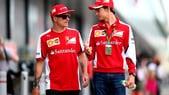 F1 Ferrari, Raikkonen: «Posizione deludente»
