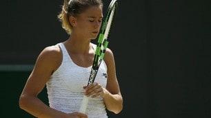 Tennis, Us Open: Giorgi in salita, ok la Pennetta