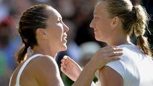 Wimbledon, Kvitova fuori: passa la Jankovic
