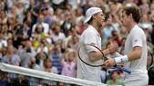 Wimbledon, Seppi ko con Murray