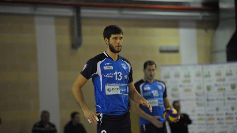 Volley: A2 Maschile, Ippolito ritorna a Potenza Picena
