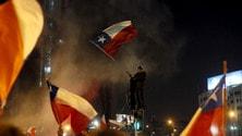 Cile, tre morti nei festeggiamenti