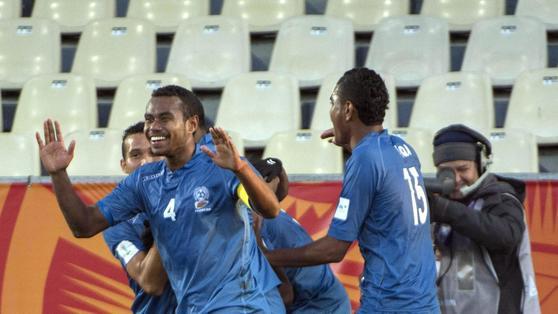 38-0 dalle Fiji, Micronesia fa record al contrario