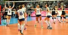 Volley: World Grand Prix, l'Italia travolgente con la Turchia