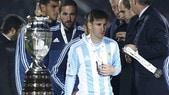 Coppa America, Messi polemico rifiuta il premio