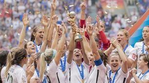 Mondiali femminili agli Usa: in finale battuto il Giappone