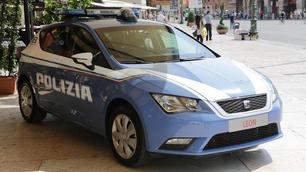 Seat Leon nuova auto di Polizia e Carabinieri