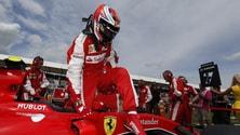 F1 Ferrari, Raikkonen: «Sosta troppo anticipata»