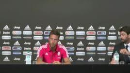 """Marchisio: """"E' un giorno bellissimo"""""""