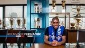 Samp, Fernando firma un quinquennale